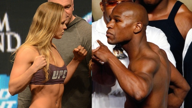 Ronda-Rousey-vs-Floyd-Mayweather-fight